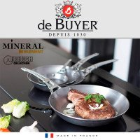 Сковорода de Buyer Mineral B Element French Collection