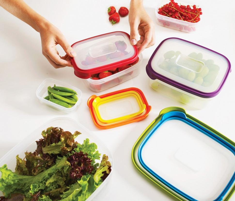 Емкости и контейнеры для пищевых продуктов